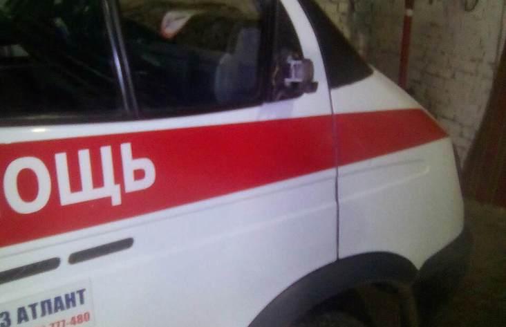 Нетрезвый мужчина разбил машину скорой помощи вБратске