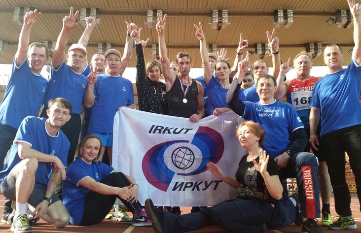 Легкоатлеты Приангарья завоевали 20 наград начемпионате РФ среди ветеранов