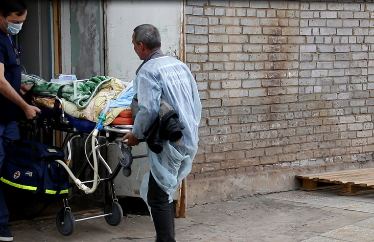 13-летнего ребенка ударило током накрыше вагона вИркутской области