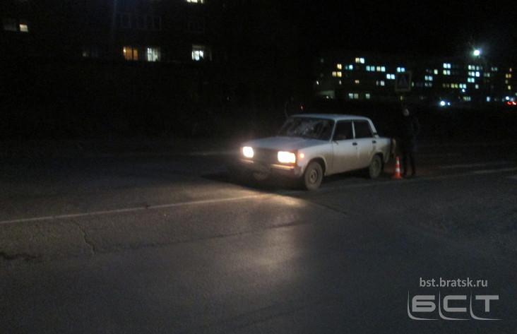 ВБратске под колеса автомобиля угодил 78-летний горожанин
